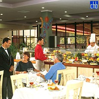 Restaurant at Hotel Turquesa
