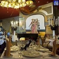 Restaurante, L'Aiglon