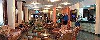Lobby at Saint John&#39;s Hotel