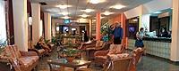 Lobby at Saint John's Hotel