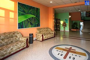 San Alejandro Hotel Lobby