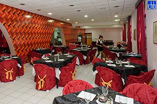 Hotel San Alejandro restauracja