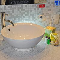Miednica standardowej łazienki Hotel San Felipe