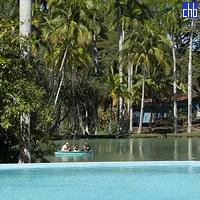 La Piscine, le Lac, la Nature - Hôtel Villa Islazul San Jose del Lago