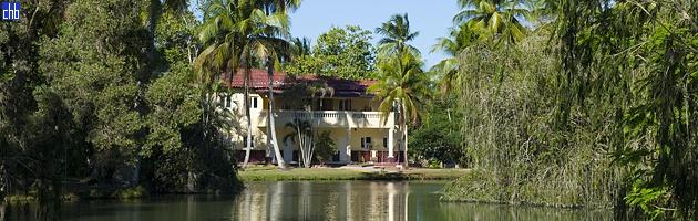 La Villa Vue du Lac de l'Hôtel Villa San Jose del Lago