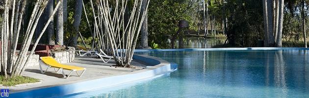 Villa San Jose del Lago  Pool