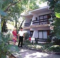Giardini dell'Hotel San Juan