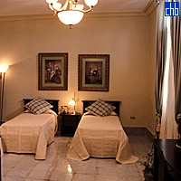San Miguel Twin Room