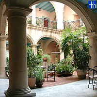 Courtyard Santa Isabel Hotel