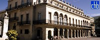 Hotel Santa Isabel from Plaza de Armas