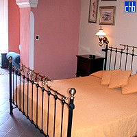 Santa Isabel Double Room