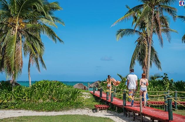 Hotel Brisas Santa Lucia. Santa Lucia Beach, Camaguey
