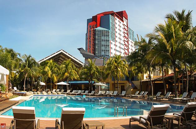 Отель Мелия Сантьяго де Куба и бассейн