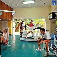 Fitnesscenter im Santiago De Cuba Hotel
