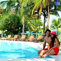 Pool bei Melia Santiago de Cuba