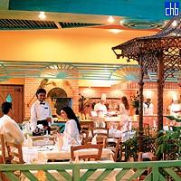 Restaurant au Melia Santiago De Cuba