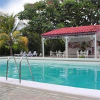 Bazen hotela Villa Gaviota Santiago de Cuba