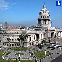 View Of The Capitolito