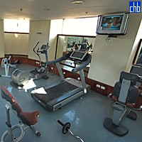 Saratoga Gym Room