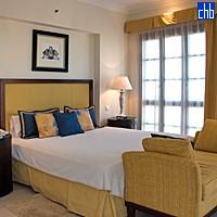 Hotel Saratoga Capitolio Suite