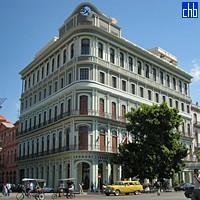 Саратога отель