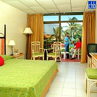 Hotel Sol Sirenas Double Room