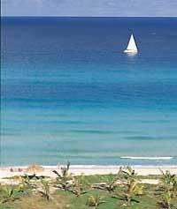 Playa del Hotel Islazul Sotavento