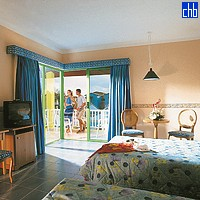 Tainos Hotel Room
