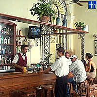 Bar dell'Hotel Habaguanex Tejadillo