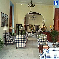 Tejadillo Hotel Foaje
