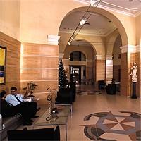 Lobby do Hotel Telegrafo