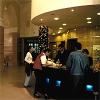Habaguanex Hotel Reception