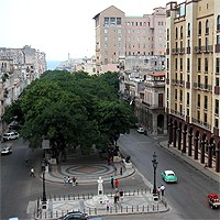 Old Havana View from Hotel Telegrafo