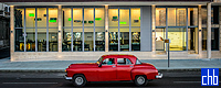 Hotel Terral, Malecon,  Centralna Havana, Kuba