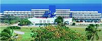 Pogled spolja na MarAzul Playas del Este hotel