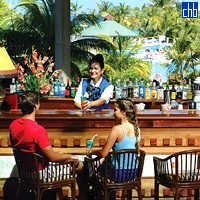 Bar At Tryp Cayo Coco Hotel