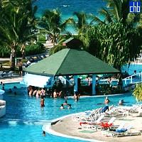 Bar presso la Piscina Albergo Tryp Cayo Coco