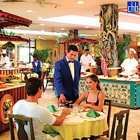 Restaurant At Tryp Cayo Coco