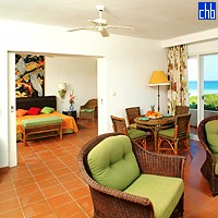 Hotel Tryp Cayo Coco Suite