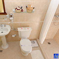Hotel Velasco Bathroom
