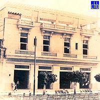 En 1920, c'était le Gran Hotel Velasco, Matanzas