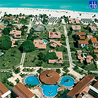Hotel Gran Caribe Villa Resort Aerial View