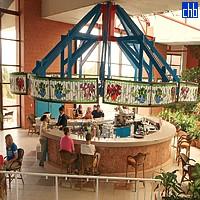 Bar foajea hotela Villa Cuba Resort
