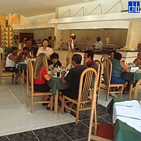 Restaurant At Iberostar Cayo Coco Resort
