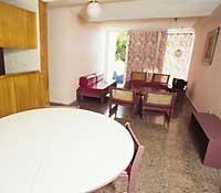 Le Salon d'un Appartement - Hôtel Islazul Mar Del Sur