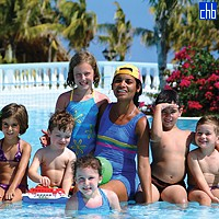 Mini Club At The Cayo Guillermo Hotel