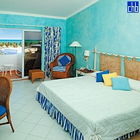 Cayo Guillermo Junior Suite
