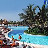 Bazen hotela Melia Cayo Santa Maria