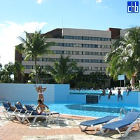 Hotel Occidental Miramar Pool