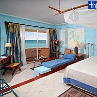 Junior Suite At The Paradisus Varadero
